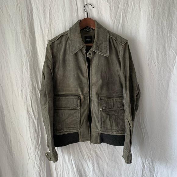 Hugo Boss Other - Hugo Boss Bomber jacket